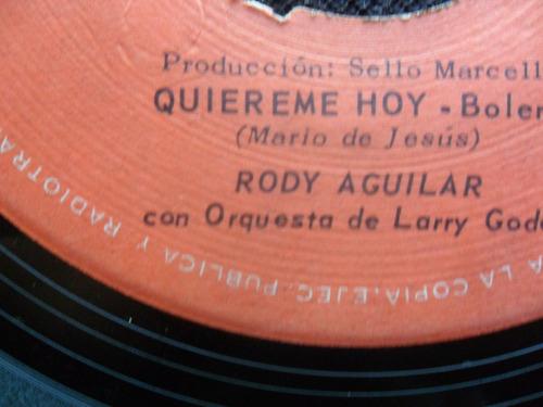 single rody aguilar