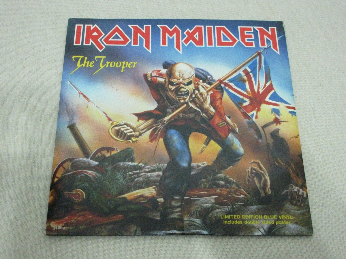 Single Vinil 7 Iron Maiden