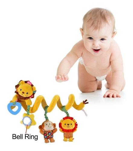 singring cochecito de bebé de la cuna lindo león de la activ