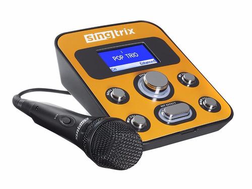 singtrix party bundle premium edition sistema de karaoke