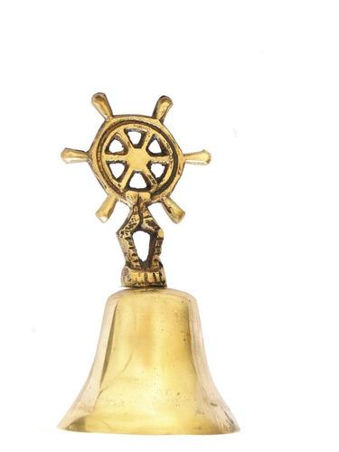 sino de bronze timão uso de mão jantares decorações promoção