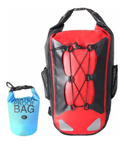 1075fda8747d Sinotop Dry Bag Waterproof Backpack 30l Roll Top Sack Kee