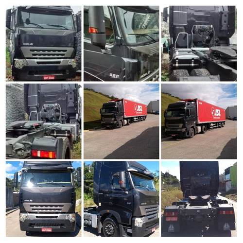 sinotruck a7 2012 howo a7
