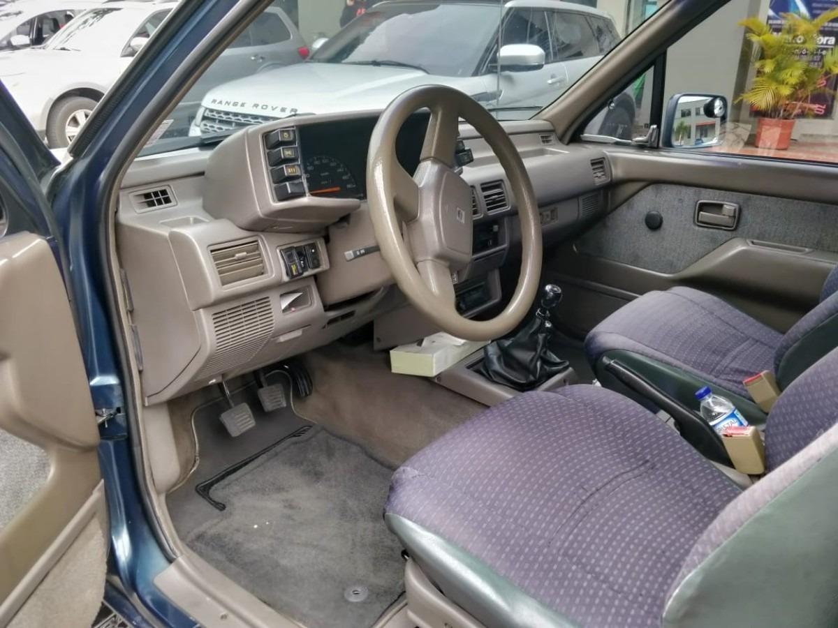 Sinpicoyplaca Chevrolet Rodeo 2 7cc 4x4 Gas Y Gasolina