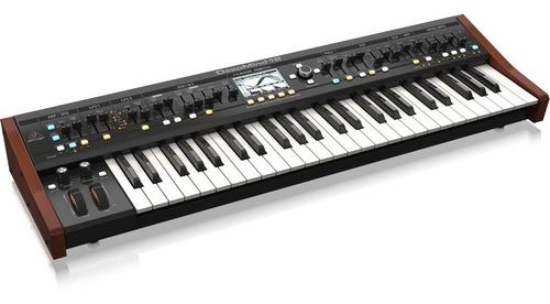 sintetizador behringer deepmind 12