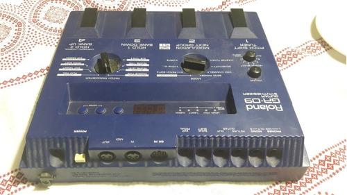 sintetizador de guitarra roland gr-09