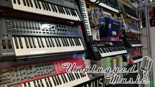 sintetizador duofonico korg arp odyssey black