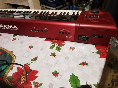 sintetizador korg karma excelentes condiciones sin fallas