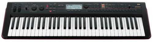 sintetizador korg kross 61 sin tapa de pilas