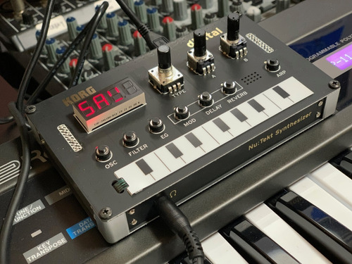 sintetizador korg nts1 kit digital programable diy palermo
