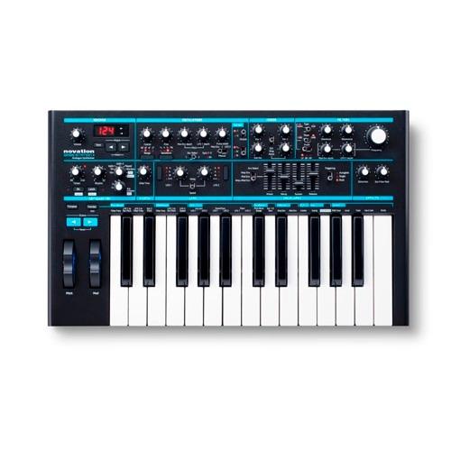 sintetizador novation bass station ii