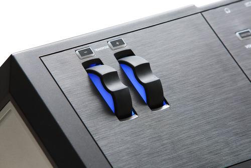 sintetizador pc4 kurzweil teclas pesadas 256 voces