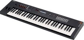 Sintetizador Profesional Yamaha Mx61 Bk Nuevo Envío Incluido
