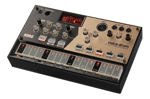 sintetizador volca drum maquina de ritmo - full