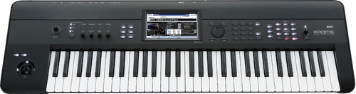 sintetizador workstation korg krome 73