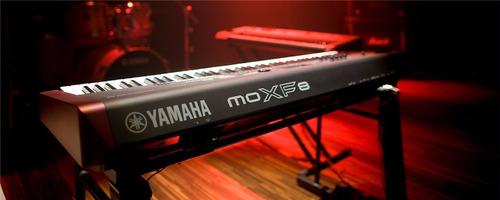 sintetizador yamaha  moxf8