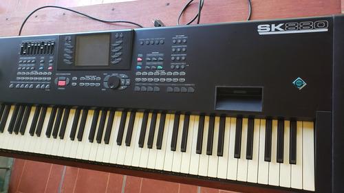 sintezador generalmusic sk-880