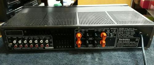 sinto amplificador technics optimo funcionamiento