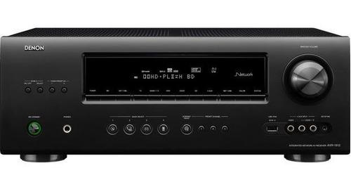 sintoamplificador denon avr-1912 7.1 channel ffjaudio