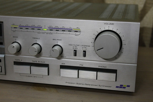 sintoamplificador kenwood kr-830 ffjaudio