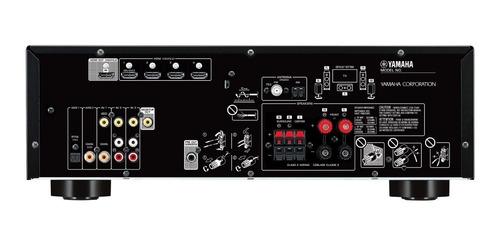 sintoamplificador receiver yamaha rxv383