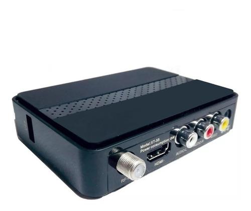 sintonizador completo tv digital tda antena ext 8e garantia