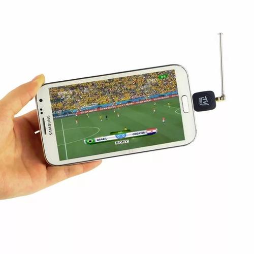 sintonizador de tv digital para android