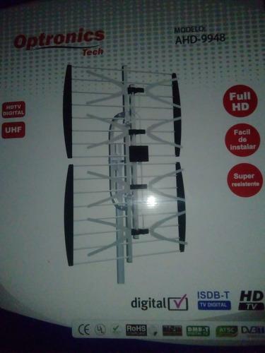 sintonizador digital canales en hd