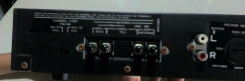sintonizador digital estereo pioneer f-227 (#168)