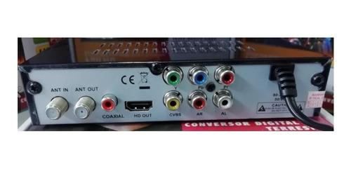 sintonizador digital hd para tv