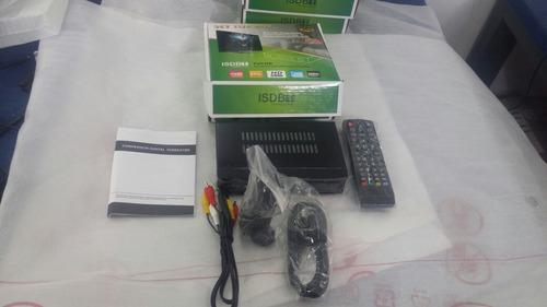 sintonizador digital para canales libres en hd