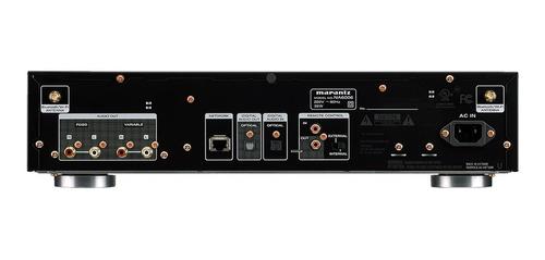 sintonizador network wifi usb y dac marantz na-6006