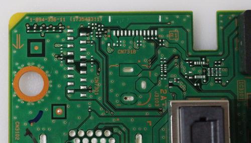 sintonizador sony n/p:  1-894-336-11 modelo kdl-50w800b
