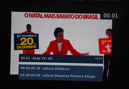 sintonizador tdt tv hd full segment prodt-1250