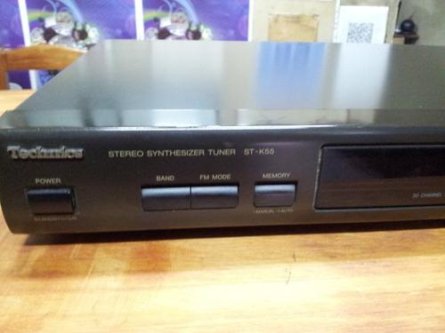 sintonizador technics stk55
