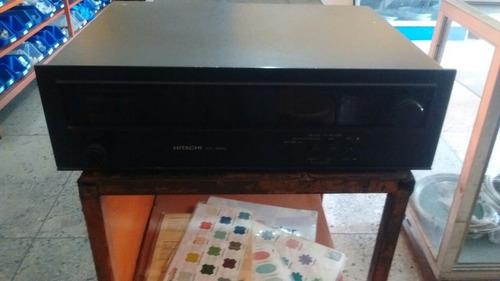 sintonizador tuneer hitachi fm- 300 una joya(p-20)$}
