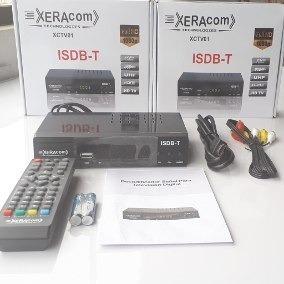 sintonizador tv digital hd canales libre isdb-t tdt