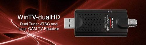 sintonizador tv digital usb antena pc notebook hd