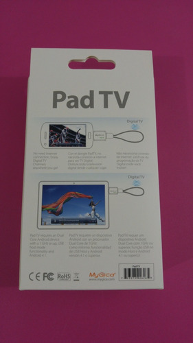 sintonizadores tv android para smartphones / tablets