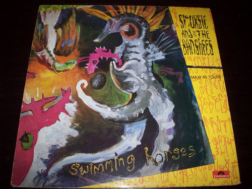siouxsie and the banshees swimming horses maxi single vinyl