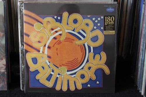 sir lord baltimore ,segund album   lp importado novo !!!!