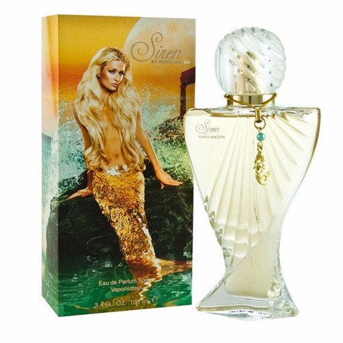 siren de paris hilton 100 ml