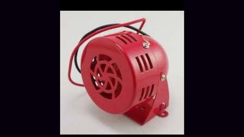 sirena emergencia ms en 110v y 220v
