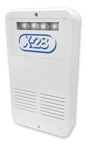 sirena exterior alarma domiciliaria x28 s63alf-mphx mensajes hablados luz emergencia bocina 108 db