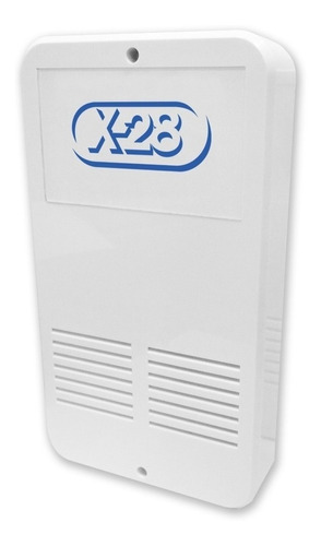 sirena exterior piezoeléctrica 108db marca x28 modelo s-52a
