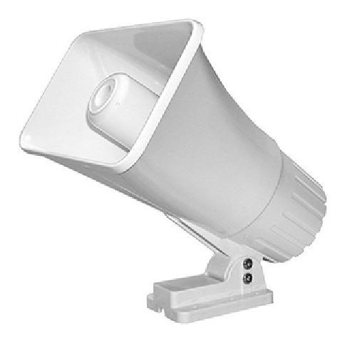 sirena para alarma 12v 30w 120db muy potente exterior 2 tono