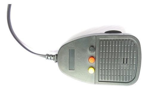 sirena para vehiculo tipo escolta 3 tonos con perifoneo