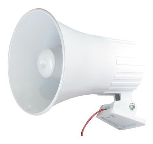 sirene morey eletrônica tipo corneta sb-12l