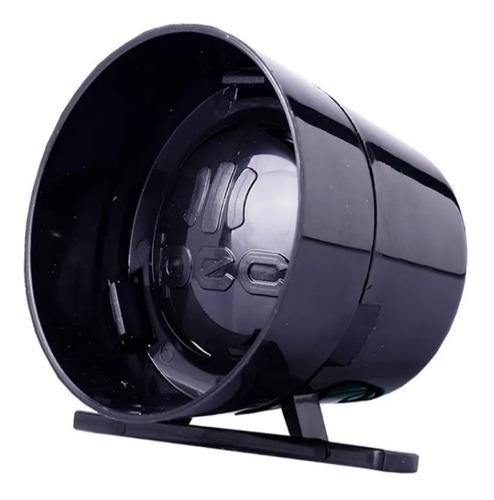sirene para alarme e cercas elétricas 12v 120db