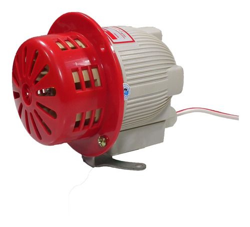 sirene para escolas empresas 400 metros + frete grátis 110v
